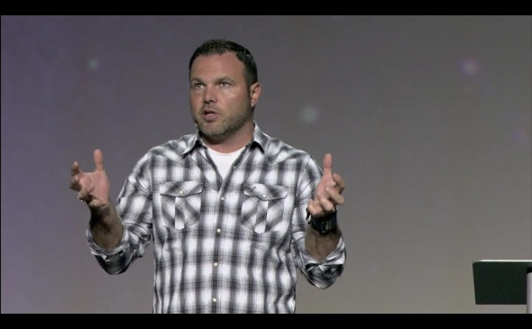Mark Driscoll Speaking on Culture at the Exchange Conference