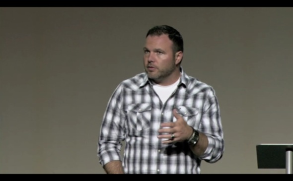 Mark Driscoll speaks on One-ism and Two-ism in Pastoral Care, Counseling and Ministry
