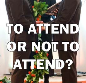 TO ATTEND OR NOT TO ATTEND?